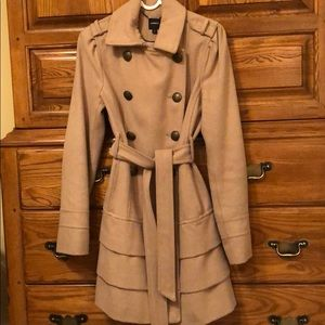 Express Coat great condition